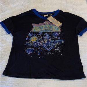 Junkfood super soft band T-shirt